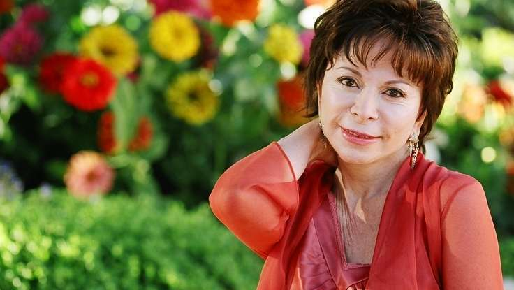 November 27 is Isabel Allende Day!